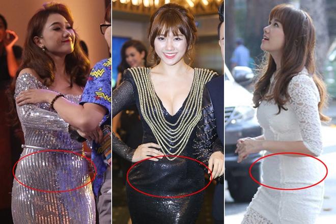 Trước và sau khi nỗ lực giảm cân, phong cách thời trang của Hari Won đúng là thay đổi chóng mặt! - Ảnh 1.
