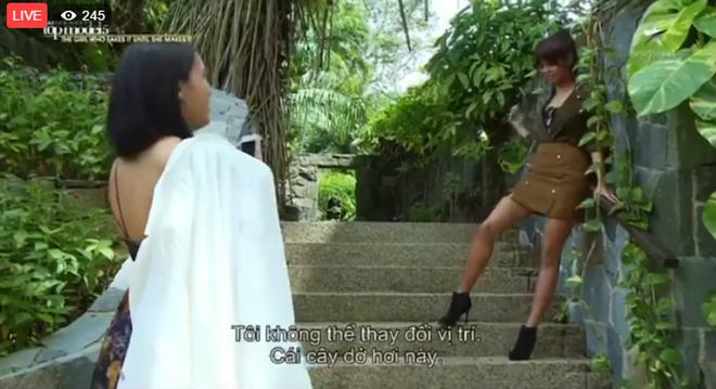 Nhường thời gian cho đối thủ, Minh Tú được nhận xét chuyên nghiệp, tốt bụng - Ảnh 3.