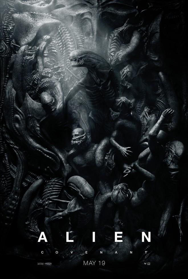 Alien: Covenant chễm chệ ngôi vương phòng vé Bắc Mỹ, King Arthur xách hành lý về vườn - Ảnh 2.