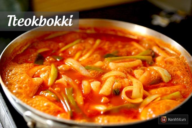 List những món ăn đường phố Hàn Quốc khiến ai cũng muốn đến Hàn ngay lập tức - Ảnh 1.