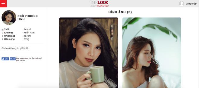 Bất ngờ tham gia, hot girl Linh Rin đang là thí sinh gây chú ý nhất The Look 2017! - Ảnh 2.