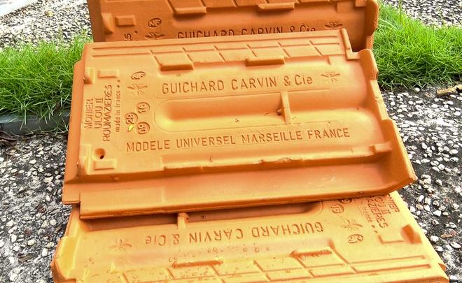 30.000 viên ngói mũi tên cất công nhập từ Pháp để trùng tu Nhà thờ Đức Bà - Ảnh 7.