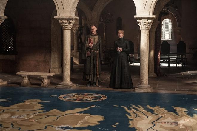 Tập 4 Game of Thrones Mùa 7 - Cơn Thịnh Nộ Của Mẹ Rồng - Ảnh 1.