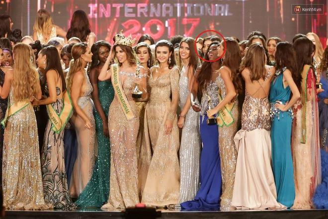 Đây là hình ảnh dập tắt thông tin Huyền My không thân thiện tại đêm chung kết Miss Grand International 2017 - Ảnh 2.