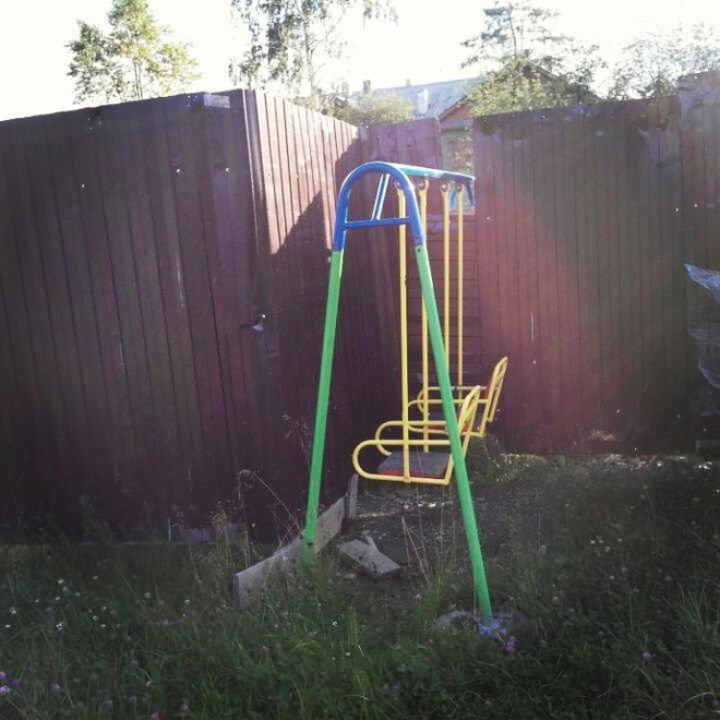 12 thảm họa sân chơi trẻ em của những kiến trúc sư không có tâm cho lắm - Ảnh 1.