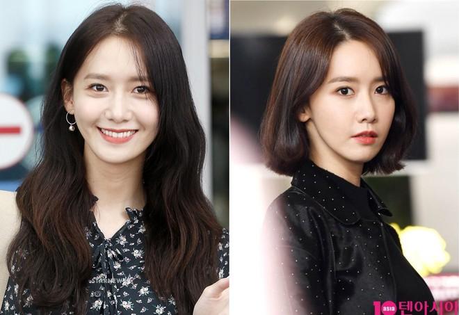 Các nữ thần xứ Hàn thi nhau cắt tóc: người giữ được phong độ nhan sắc, người lại tụt hạng không thương tiếc - ảnh 1