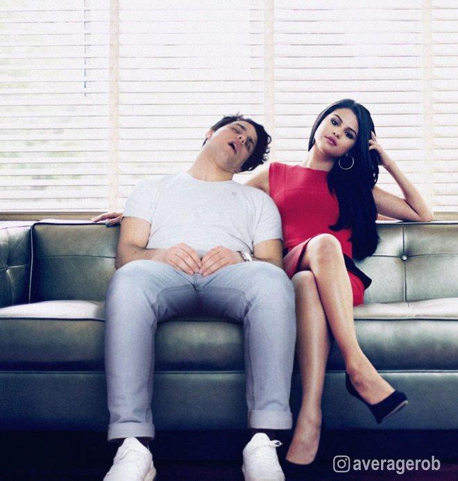 Anh chàng sống ảo khiến bao người ghen tị khi khoe loạt ảnh nằm ngủ cạnh sao - Ảnh 3.