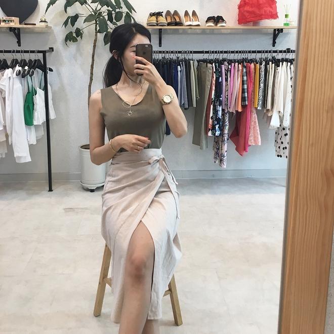 Váy quấn - Ảnh 11.