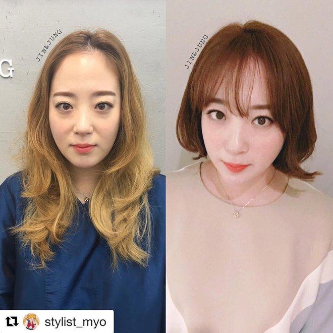 15 bức ảnh khiến bạn chỉ muốn bay ngay sang Hàn Quốc để làm tóc - Ảnh 10.