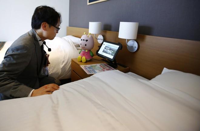 Một khách sạn ở Nhật Bản đang bị robot chiếm đóng, đây là những gì bạn sẽ thấy ở khách sạn này - ảnh 10