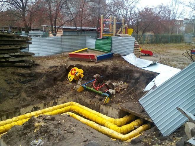 12 thảm họa sân chơi trẻ em của những kiến trúc sư không có tâm cho lắm - Ảnh 3.