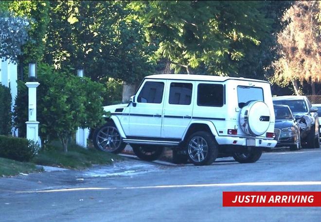 Lộ bằng chứng Selena Gomez đưa tình cũ Justin Bieber về nhà trong lúc The Weeknd đi vắng - Ảnh 3.