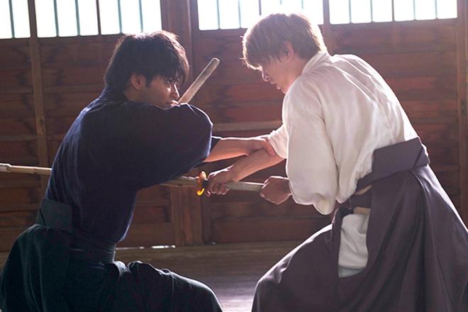"""Gintama và Jojo lột xác sau khi được """"tân trang"""" bằng hiệu ứng đồ họa - Ảnh 5."""
