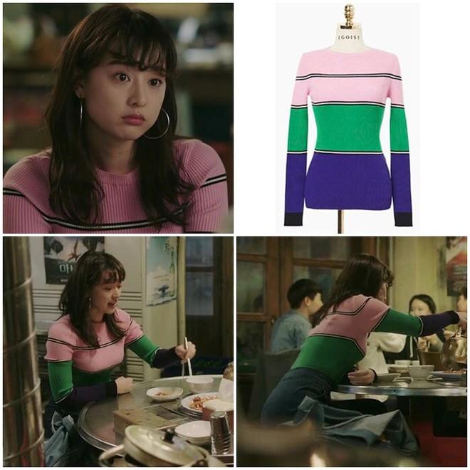 Kim Ji Won trong Đời Tôi Hạng Bét: Nhân viên bách hóa toàn diện đồ bình dân nhưng hứng lên cũng quất luôn bộ đồ 17 triệu đồng - Ảnh 16.