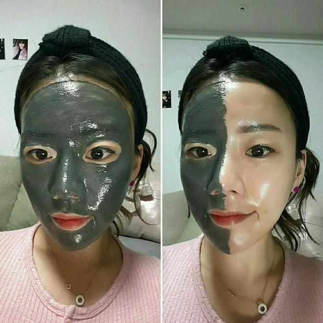 Cách sử dụng hay ho lại làm da mặt căng bóng tức thì, bảo sao mặt nạ từ tính hot hòn họt tại châu Á - Ảnh 10.