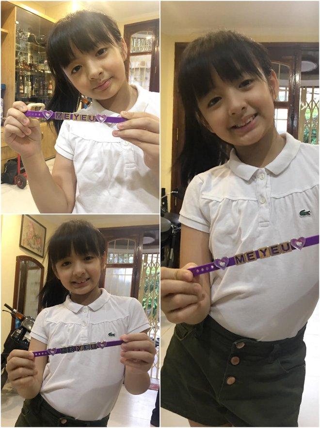 Tự tin catwalk, con gái 9 tuổi của siêu mẫu Thuý Hằng gây chú ý vì cực giống Kaity Nguyễn - Ảnh 9.