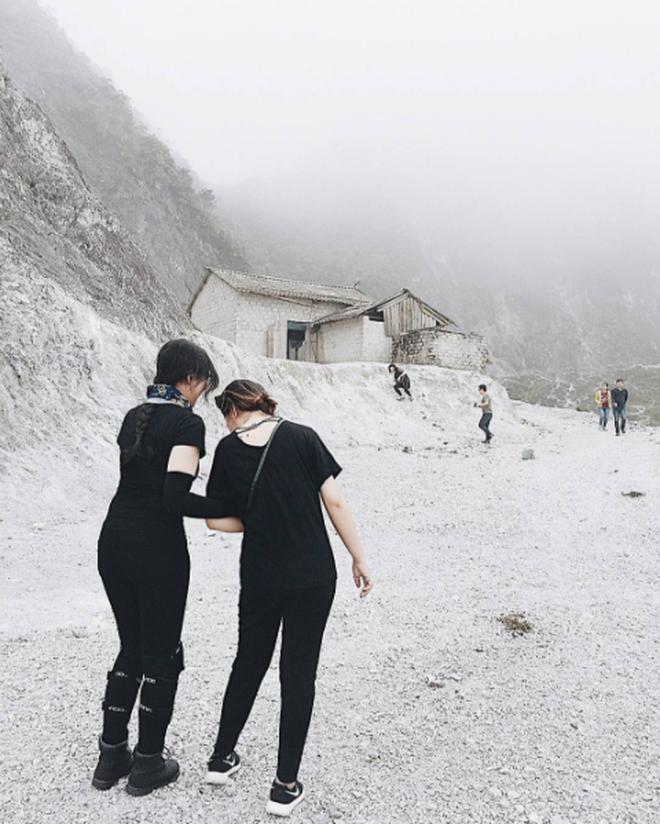 """Gần ngay Hà Nội có """"ngọn đồi Bắc Âu"""", nơi mà giấc mơ tuyết trắng là có thật! - Ảnh 11."""