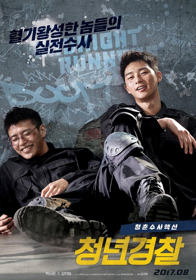 Phim Hàn tháng 8: Lee Jong Suk, Park Seo Joon và Kang Ha Neul đổ bộ! - Ảnh 12.