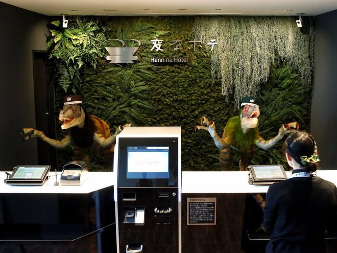 Một khách sạn ở Nhật Bản đang bị robot chiếm đóng, đây là những gì bạn sẽ thấy ở khách sạn này - ảnh 13
