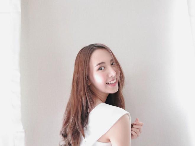 Chẳng cần xinh xuất sắc, cô bạn Thái Lan với nụ cười tươi như hoa hậu vẫn khiến người ta yêu thầm - Ảnh 7.
