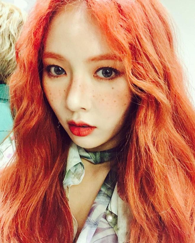 Mặc dòng đời xô đẩy, loạt idol Hàn vẫn chỉ trung thành với 4 phong cách makeup này - Ảnh 14.