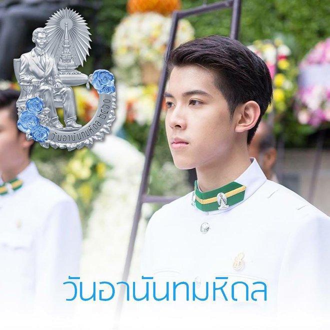 Dàn trai đẹp khiến các thiếu nữ phải xao xuyến trái tim của trường Đại học danh giá nhất Thái Lan - Ảnh 20.