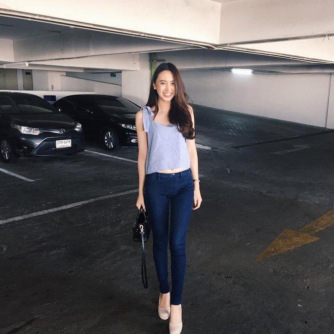 Chẳng cần xinh xuất sắc, cô bạn Thái Lan với nụ cười tươi như hoa hậu vẫn khiến người ta yêu thầm - Ảnh 5.