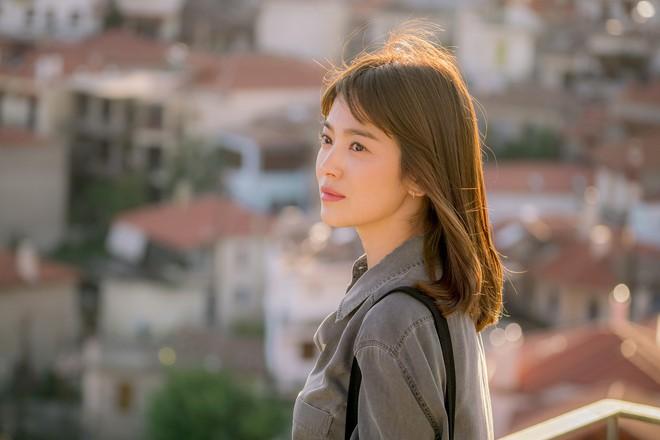 19 năm nhìn lại nhan sắc của Song Hye Kyo: Thì ra đây là lý do tường thành mãi không thể bị đạp đổ - Ảnh 42.