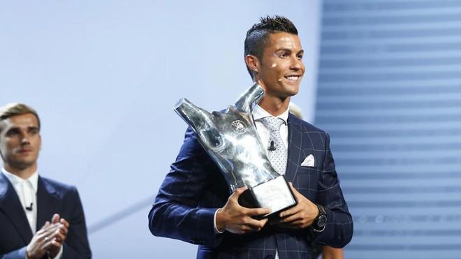 UEFA khai sinh giải thưởng cá nhân mới - Ảnh 1.