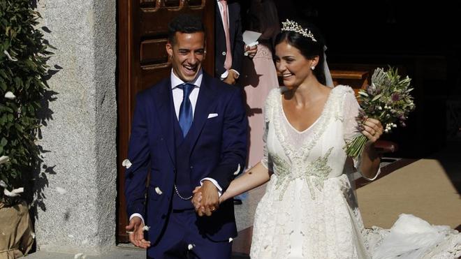 Hè 2017, mùa cưới của các sao bóng đá - ảnh 9