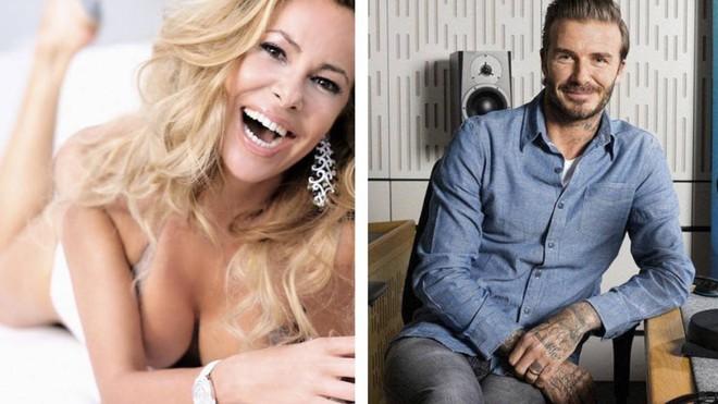 Phát hiện Beckham nhắn tin tán tỉnh người khác, Vic đã tìm kẻ thứ 3 túm tóc đánh ghen? - Ảnh 1.