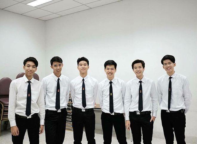 Dàn trai đẹp khiến các thiếu nữ phải xao xuyến trái tim của trường Đại học danh giá nhất Thái Lan - Ảnh 31.
