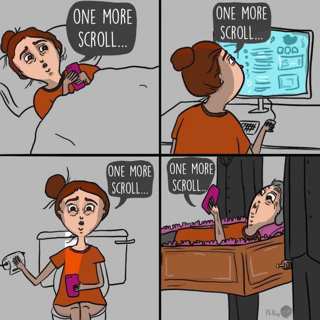 15 điều bạn sẽ gặp phải nếu là người cực nghiện Internet - Ảnh 15.