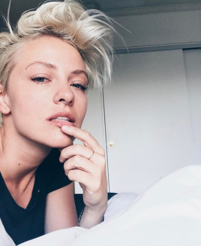 Vẻ ngoài không thể không mê của cô nàng tomboy hot nhất nhì Instagram - ảnh 13