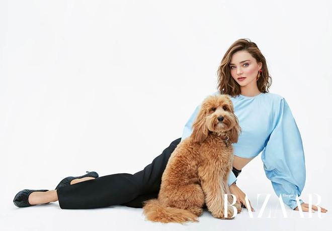 Lâu rồi mới xuất hiện, Miranda Kerr vẫn sang chảnh và gợi cảm hút hồn trong bộ ảnh mới - Ảnh 3.