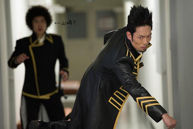 """Gintama và Jojo lột xác sau khi được """"tân trang"""" bằng hiệu ứng đồ họa - Ảnh 7."""