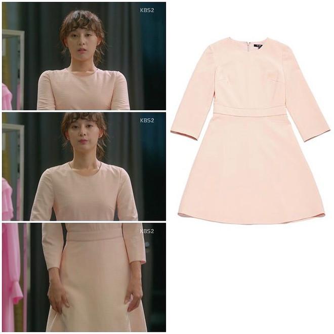 Kim Ji Won trong Đời Tôi Hạng Bét: Nhân viên bách hóa toàn diện đồ bình dân nhưng hứng lên cũng quất luôn bộ đồ 17 triệu đồng - Ảnh 18.