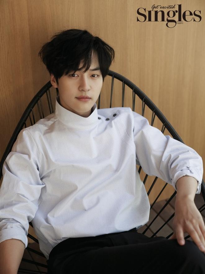 """Điểm mặt 6 hot boy mới nổi của màn ảnh Hàn được """"săn đón"""" vì quá đẹp trai - Ảnh 7."""