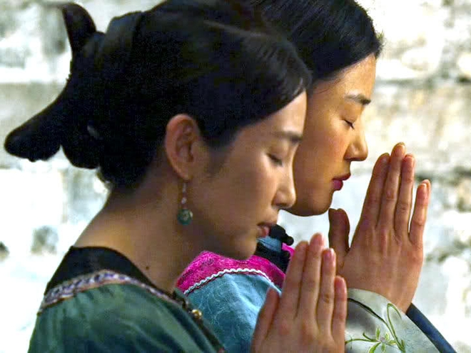 Đứng chung một khung hình, mĩ nhân Hoa - Hàn dìm nhau đến thế nào? - ảnh 13