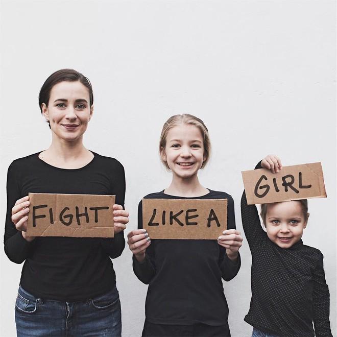 Tương lai nhất định phải có con gái để được trưng diện cùng nhau - nghĩ mà đáng yêu muốn xỉu! - Ảnh 20