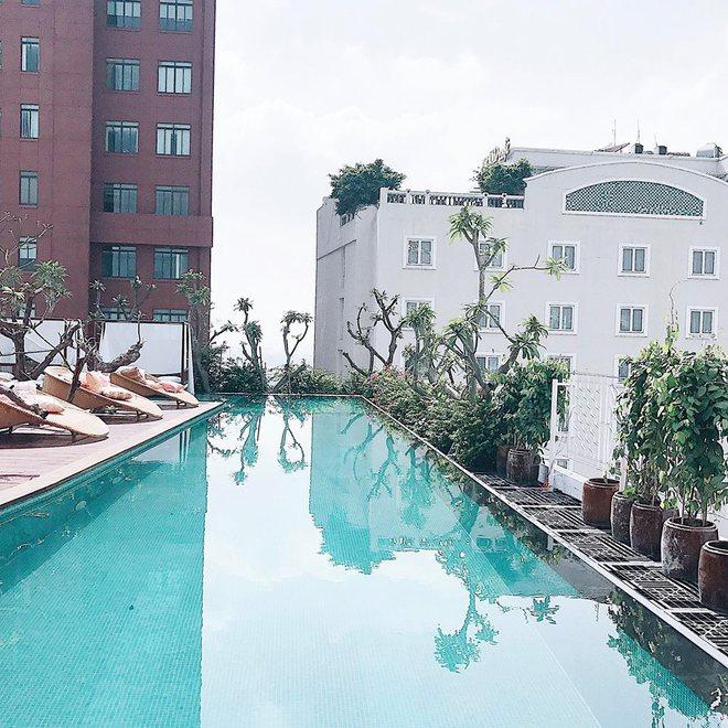 """Có gì hay ở The Myst - khách sạn mới toanh đẹp """"không góc chết"""" đang được giới trẻ Sài Gòn check in liên tục? - Ảnh 1."""