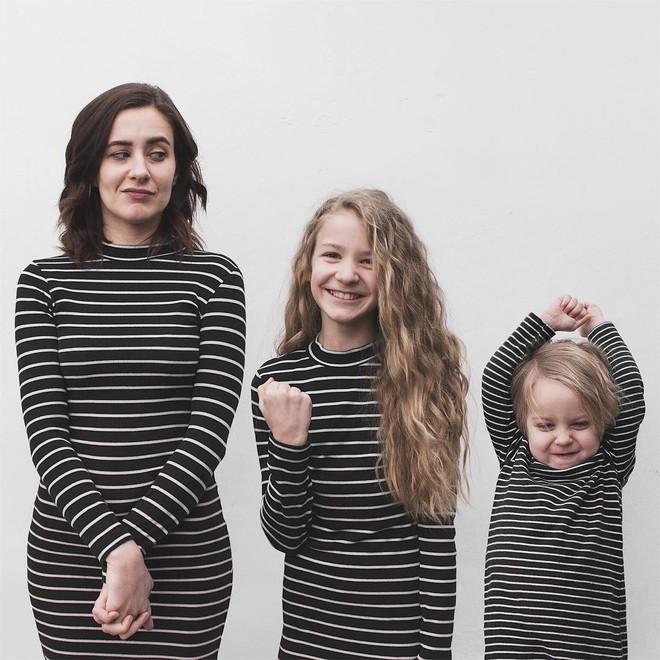 Tương lai nhất định phải có con gái để được trưng diện cùng nhau - nghĩ mà đáng yêu muốn xỉu! - Ảnh 2