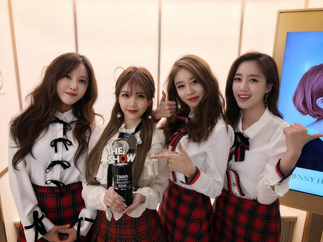 T-ara đang quay MV cuối cùng với 4 thành viên - Ảnh 1.