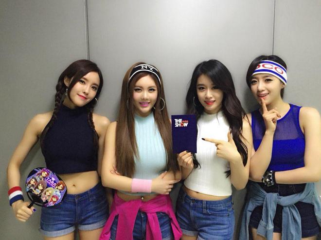 T-ara đang quay MV cuối cùng với 4 thành viên - Ảnh 3.