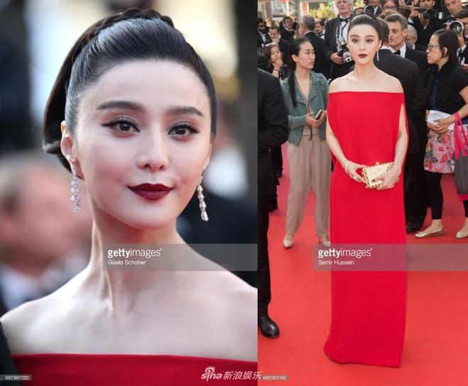 Mang 11 chiếc vali tới Cannes, bảo sao Phạm Băng Băng luôn biến hóa đa dạng trên thảm đỏ - Ảnh 7.