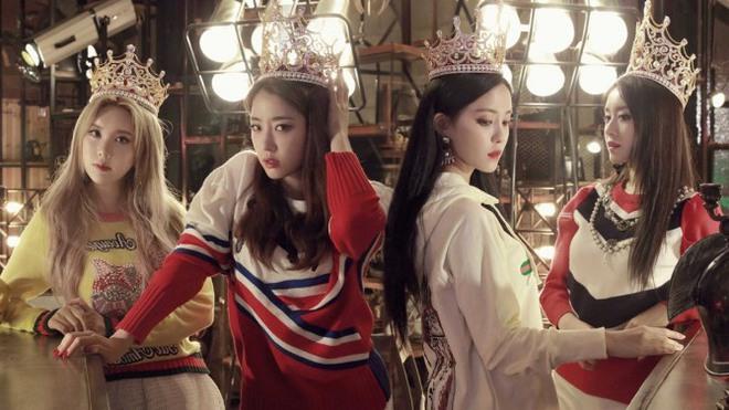 T-ara trong MV mới lộng lẫy thế này, fan chờ sao cho nổi đến 14/6