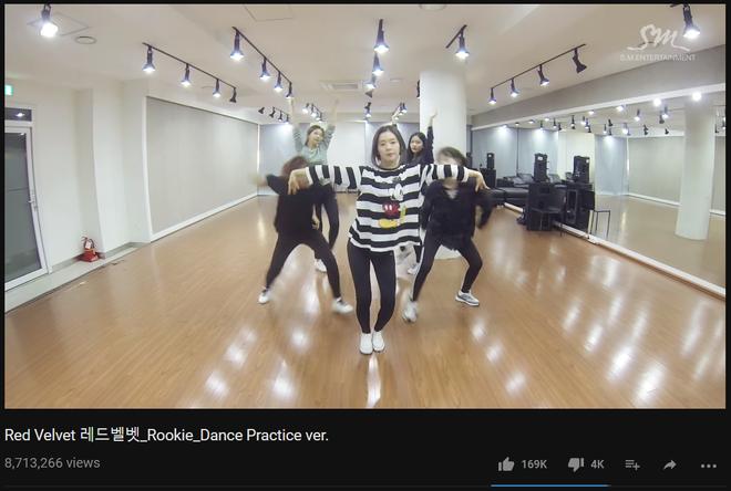 5 video vũ đạo triệu view hot nhất Kpop nửa đầu 2017