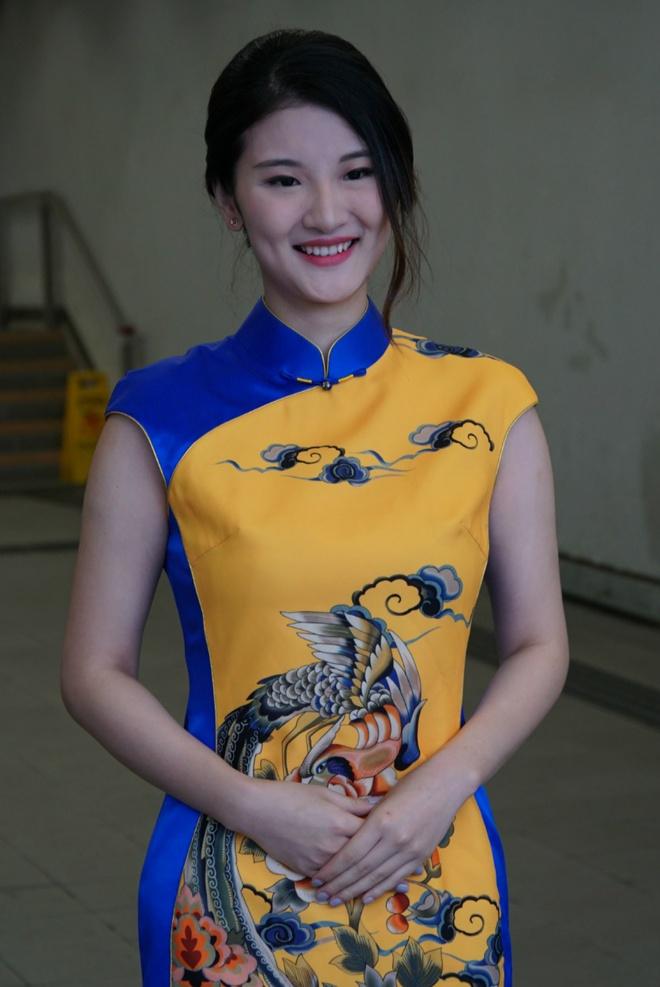 Đến hẹn lại choáng với nhan sắc của dàn thí sinh dự Hoa hậu Hồng Kông 2017 - Ảnh 21.