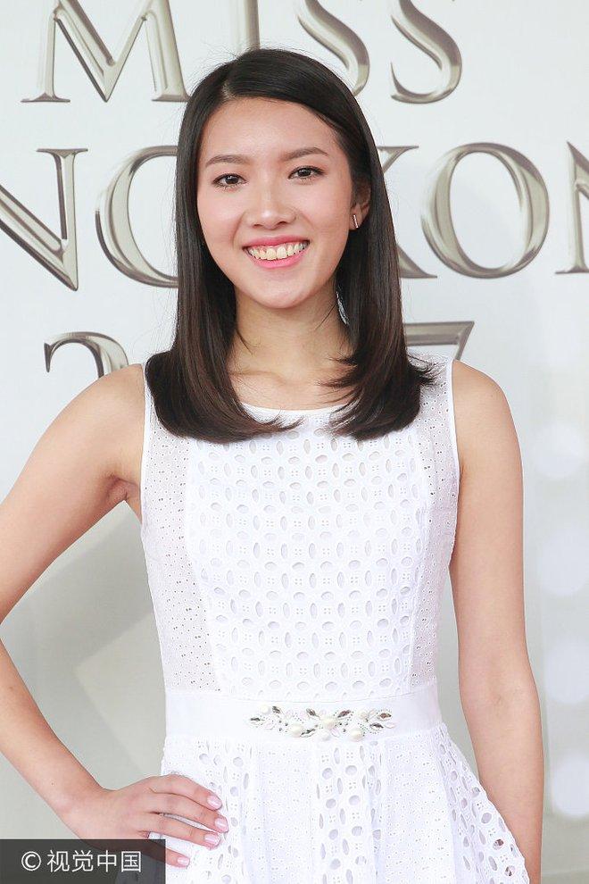 Đến hẹn lại choáng với nhan sắc của dàn thí sinh dự Hoa hậu Hồng Kông 2017 - Ảnh 14.