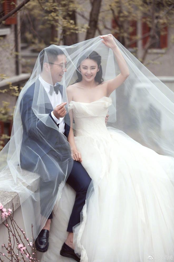 Người đẹp Mỹ Nhân Ngư khoe ảnh cưới với chồng thứ 2 và tuyên bố đang mang thai - Ảnh 6.